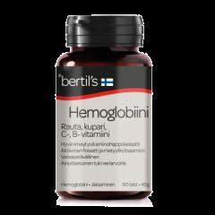 Bertils Active Fe Hemoglobiini 90 tabl
