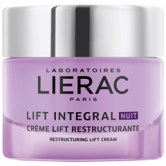 LIERAC LIFT INTEGRAL NIGHT CREAM yövoide 50 ml