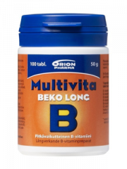 MULTIVITA BEKO LONG 100 depottabl