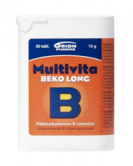 MULTIVITA BEKO LONG 30 DEPOTTABL
