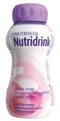NUTRIDRINK MANSIKKA X4X200 ML